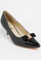 Gino Paoli - Court Shoes Black
