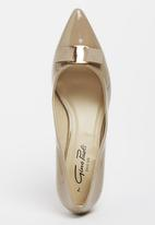 Gino Paoli - Court Shoes Beige