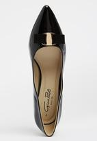 Gino Paoli - Court Shoes Black