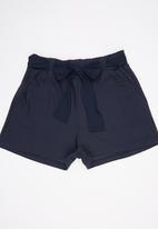 Rebel Republic - Formal Shorts Navy