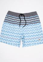 Quiksilver - Swells Vision Boys Shorts Black