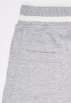 London Hub - Fleece Short Grey