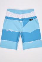 Volcom - Boardshorts Pale Blue