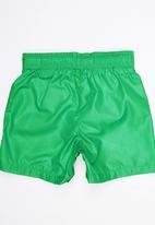 Soobe - Boys Swim Shorts Green