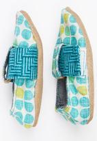 Myang - Patterned Slip On Multi-colour