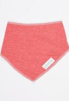 Pickalilly - Triangle Bib Red