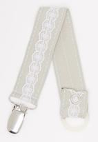 Pickalilly - Lace Dummy Clip Grey
