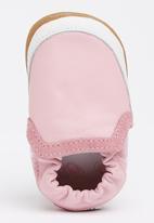 shooshoos - Popcorn & Chewing Gum Sneaker Pale Pink