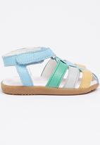 shooshoos - Gumball Machine Sandal Multi-colour