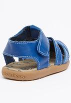 shooshoos - Water Slide Sandal Blue
