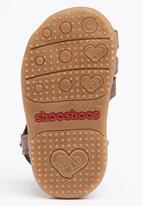 shooshoos - Pinecone Sandal Brown/Black