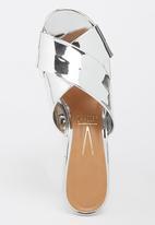 Vizzano - Crossover Mules Silver