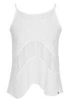 Sassoon - Bella Lace Cami Off White