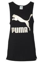 PUMA - Sportstyle Tank Top Black