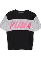 PUMA - Speed Font Top Black