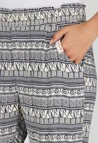 Lizzy - Yasmine Soft Pants Navy
