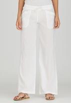 Lizzy - Sailor Moon Pants White