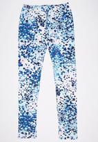 GUESS - Bubble Legging Mid Blue