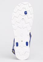 Candy's - Jelly T-Bar Sandal Blue