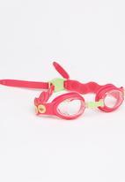 SPEEDO - Sea Squad Spot Goggle Mid Pink