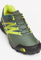 The North Face - Ulta MT Sneakers Green