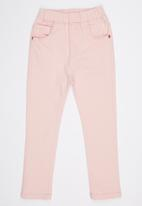 POP CANDY - Pink Skinny Jeans Pale Pink