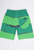 Volcom - Boardshorts Light Green