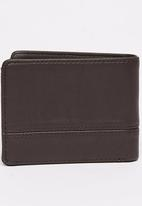 Billabong  - Dimension Wallet Mid Brown