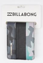 Billabong  - Dimension Wallet Green