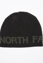 The North Face - Reversible TNF Banner Beanie Black
