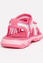 Bubblegummers - Bubblegummers Infants Sandal Mid Pink
