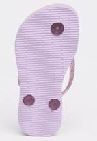 Havaianas - Frozen  Flip Flops Pale Purple