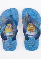 Havaianas - Minion Flip Flops Blue