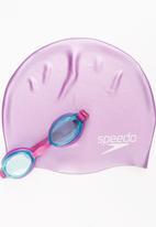 SPEEDO - Junior Two Piece Swimming Set Mid Purple