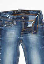 GUESS - Lincoln Denim Jeans Blue