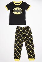 POP CANDY - Batman Pj Set Black
