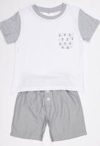 See-Saw - Pyjama Set White