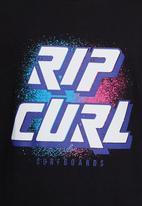 Rip Curl - Retro  Tee Black