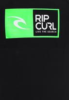 Rip Curl - Rip Corp Rashvest Black