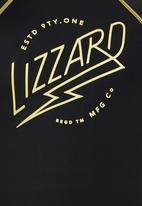 Lizzard - Rashvest Black