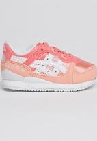 Asics Tiger - Girls  Sneaker Coral