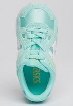 Asics Tiger - Girls  Sneaker Light Green