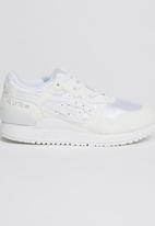 Asics Tiger - Boys Sneaker White