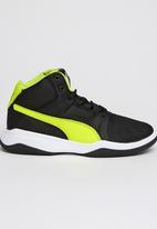 PUMA - Boys Sneaker Black