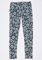 GUESS - Floral Printed Legging Multi-colour