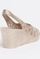 Candy's - Jelly Wedge Neutral