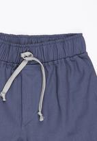 See-Saw - Twill Shorts Blue