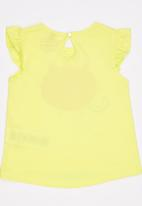 Soobe - Printed Tee Yellow