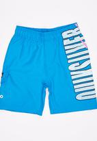 Quiksilver - Mean Machine Boardshorts Mid Blue