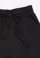 Rebel Republic - Formal Shorts Black